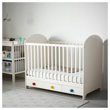 Baby Crib Bed Gonatt Crib Ikea