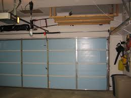 rolling garage doors residential decorating astonishing matador garage door insulation kit for