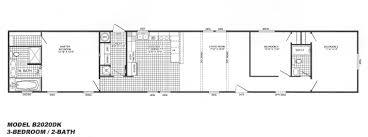 large open floor plans 3 bedroom floor plan b 2020 hawks homes manufactured