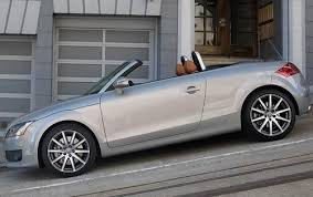 audi tt used used 2010 audi tt convertible pricing for sale edmunds