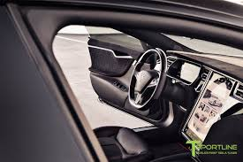 obsidian black color obsidian black tesla model s 2 0 custom ferrari black interior
