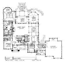 Luxury Home Plan Conceptual House Plan 6001 Two Story Luxury Houseplansblog