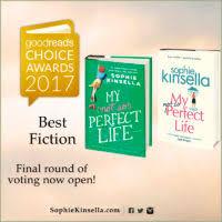 kinsella the goodreads choice awards 2017