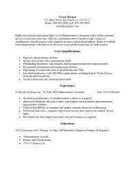 entry level resume samples prime template open office entrylevel