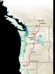 Map Of California And Oregon by High Desert Highway Www Trailerlife Com