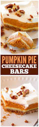 pumpkin pie cheesecake bars the who ate everything
