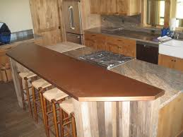 Copper Kitchen Countertops Copper Bar Tops Kitchen Bath U0026 Bar Circle City Copperworks