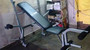 protoner home gym 50 kg pakage youtube