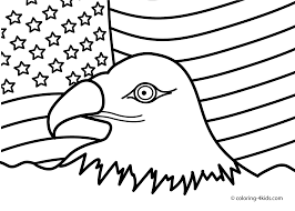 usa coloring pages usa flag heart shape coloring free