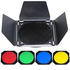 Barn Door Camera Mount by Aliexpress Com Buy Godox Bowens Mount Reflector For Studio Flash