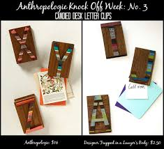 Anthropologie Desk Accessories by Diy Desk Organizer Trays Designer Trapped In A Lawyer U0027s Body