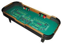 Craps Table Craps Tables Casino Knights Los Angeles Ventura Santa