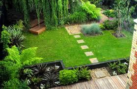Home Garden Design Tips by Awesome Grass Garden Design Home Design Popular Marvelous