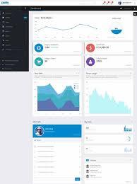 40 best free bootstrap admin templates 2017 freshdesignweb