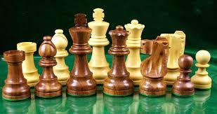 staunton chess pieces sheesham wood 3 3 4