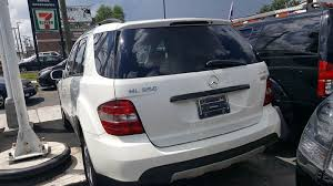 2006 mercedes ml350 4matic white mercedes m class in jersey for sale used cars on