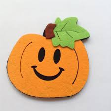 felt halloween compare prices on felt pumpkins online shopping buy low price