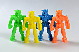 Favor Toys by Weirdos Mini Figures And Other Toys Gundam