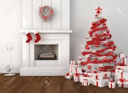 home christmas tree christmas lights decoration