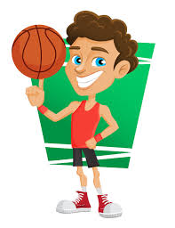 basketball clipart images clipart basketball player pencil and in color