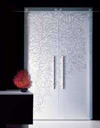 Etched Glass Interior Door 15 Fantastic Glass Frosted Frameless Interior Doors