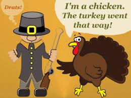 top 5 thanksgiving jokes