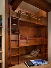 wood bunk bed railing houzz