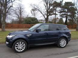 land rover range rover sport land rover range rover sport 3 0 sd v6 hse station wagon 4x4 5dr