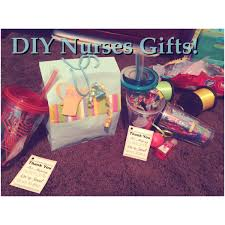 diy nurses gifts