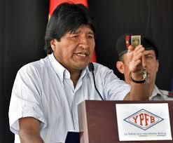 evo morales bolivia president apologizes for remark time