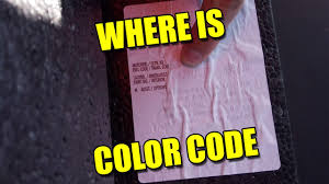 where is color code car paint number info sticker audi vw seat