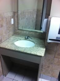 ada commercial bathroom sinks ada accessible vanity
