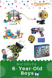 best gifts for a 6 year boy educational hahappy gift