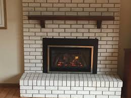 Converting A Wood Fireplace To Gas by Converting Wood Fireplace To Gas Fireplace Ideas