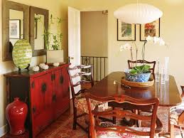 Asian Dining Room Furniture Dining Room Asian Dining Room Decor Idea With Sideboard