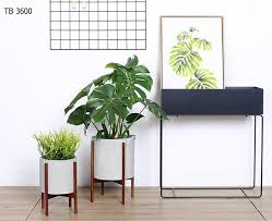 buy modern planter stand from trusted modern planter stand