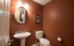 Orange Powder Room Vacation Houses Red House Inn At Brevard North Carolina