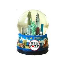 new york snow globe 45mm skyline716 new york snow