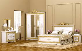 Barockstil Schlafzimmer Schlafzimmerm El Schlafzimmer Weiß Gold U2013 Cyberbase Co