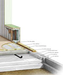 Slab Home Floor Plans The Passive House Build Part Three Superinsulated Slab Fine