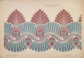 hungarian ornamental motifs from tiszapolgár europeana collections