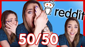 Challenge Reddit Reddit 50 50 Challenge Things I Cannot Unsee 98 7 The Bull