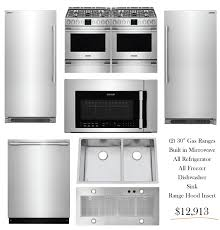 House Kitchen Appliances - let u0027s talk about appliances chris loves julia