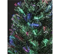 buy 4ft fibre optic christmas tree black at argos co uk your