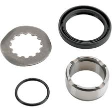 moose racing counter shaft seal kit for kx250 91 07