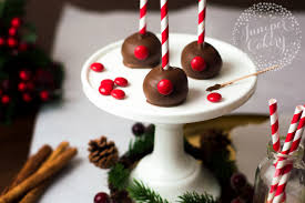 how to make reindeer cake pops a free tutorial on craftsy