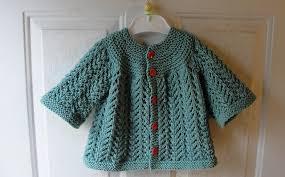 knitting pattern baby sweater chunky yarn webs yarn store blog free patterns