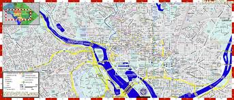 Map Washington Mall by Washington Dc Maps Top Tourist Attractions Free Printable