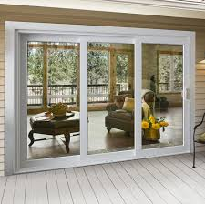 Vinyl Patio Door Premium Vinyl Multi Slide Jeld Wen Windows Doors