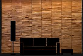 modern architectural wood wall panels interior home design